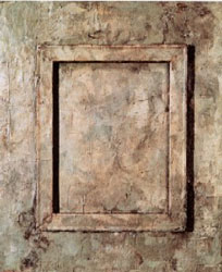 Jasper Johns Canvas, 1956