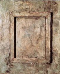 Jasper Johns Canvas, 1956
